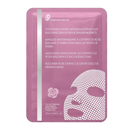 Timeless Truth Bulgaria Rose Extract and Grapeseed Oil Firming Mask