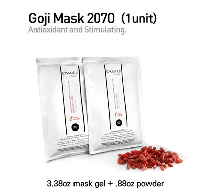 Casmara Goji Mask - Box 10