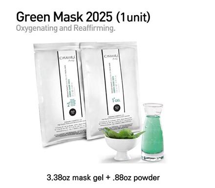 Casmara Green Tea Mask - Box of 10