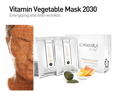 Casmara Vitamin Vegetable Mask - Pack 10