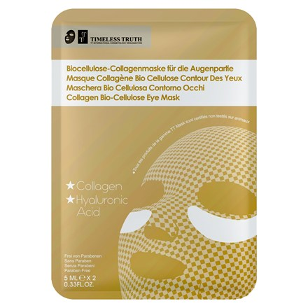 Timeless Truth Rejuvenating Collagen Bio Cellulose Eye Mask