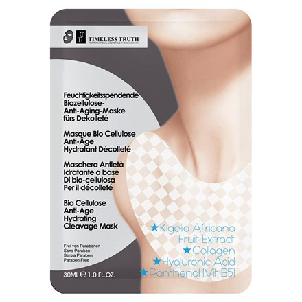 Timeless Truth Anti-Age Hydrating Bio Cellulose Cleavage Mask