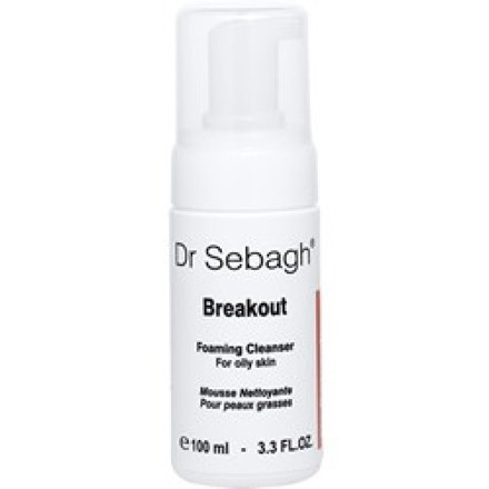 Dr Sebagh Breakout Foaming Cleanser - 100ml