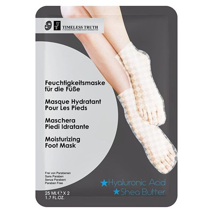 Timeless Truth Wonder Bio Cellulose Moisturising Foot Mask