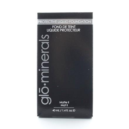 gloMinerals gloProtective Liquid Foundation - Matte II - 40ml