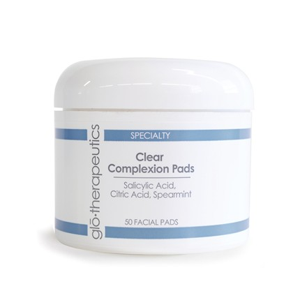 gloTherapeutics Clear Complexion Pads - 50 pads