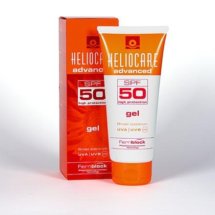 Heliocare Advanced SPF50 Gel - 50ml