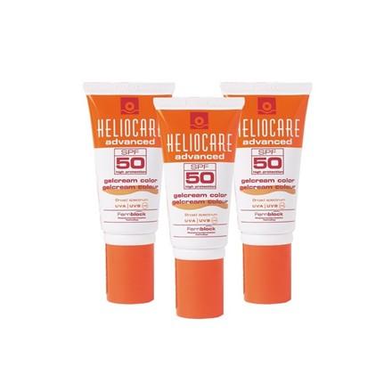 Heliocare Advanced SPF 50 Gelcream Colour - 50 ml