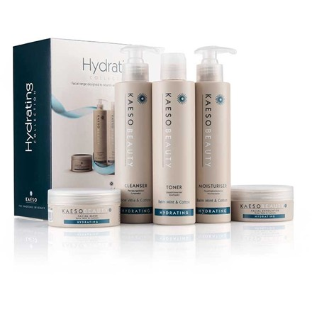 Kaeso Hydrating Skincare Kit - Kit/ 5