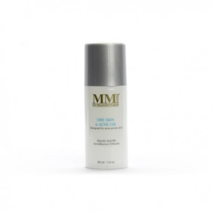 Mene & Moy Oily Skin & Acne Gel - 50ml