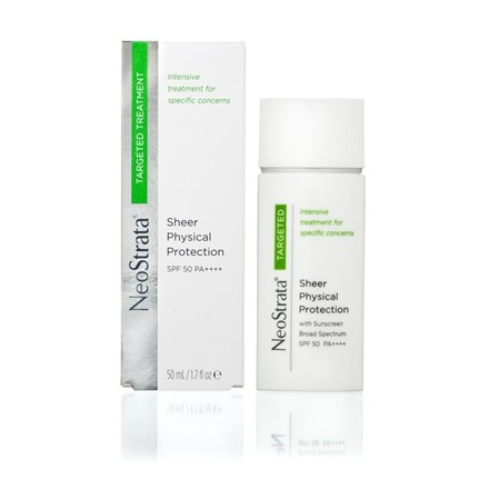 NeoStrata Sheer Physical Protection SPF50 - 50ml