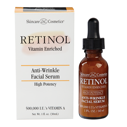 Retinol Anti Wrinkle Facial Serum - 30ml