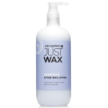 SalonSystem Just Wax Sensitive After Wax Lotion - 500ml