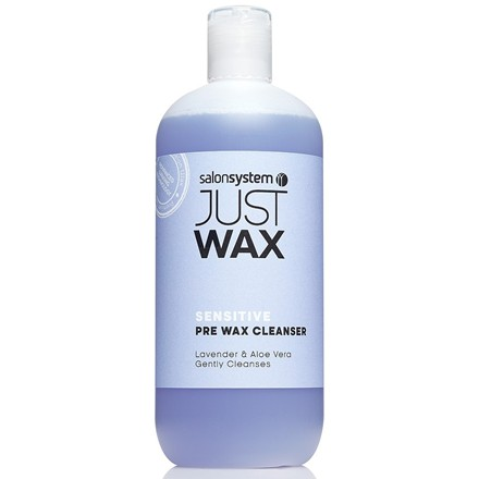SalonSystem Sensitive Pre Wax Cleanser - 500ml