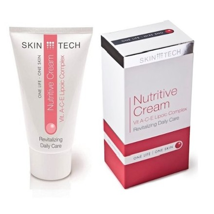 Skintech Nutritive Cream with Vit. ACE Lipoic Complex - 50ML