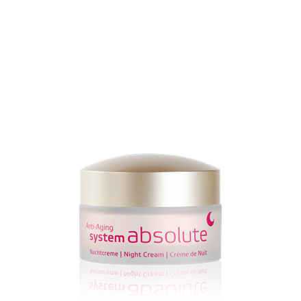 AnneMarie Borlind System Absolute Anti-Aging Night Cream - 50ml