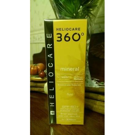 Heliocare 360 Mineral Sunscreen SPF50+ - 50ml