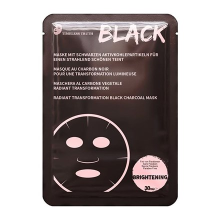 Timeless Truth Radiant Transformation Black Charcoal Mask (Brightening)