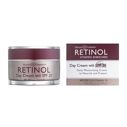 Retinol Day Cream SPF 20  - 48g