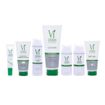 ViDerm Starter Kit Oily Skin