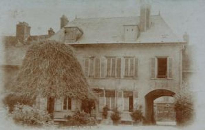 Het familiehuis van de Baltets