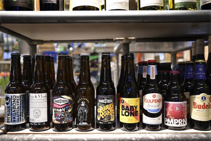 Alle nieuwe bieren op de kaart