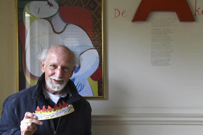 Daan Manneke: 'kapelmeester van de ruimte'