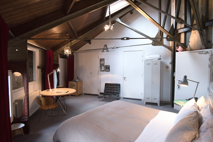 Kamer 18 in de Watertoren