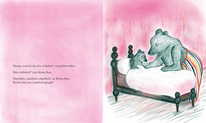 Illustratie uit 'Kleine nachtverhalen'
