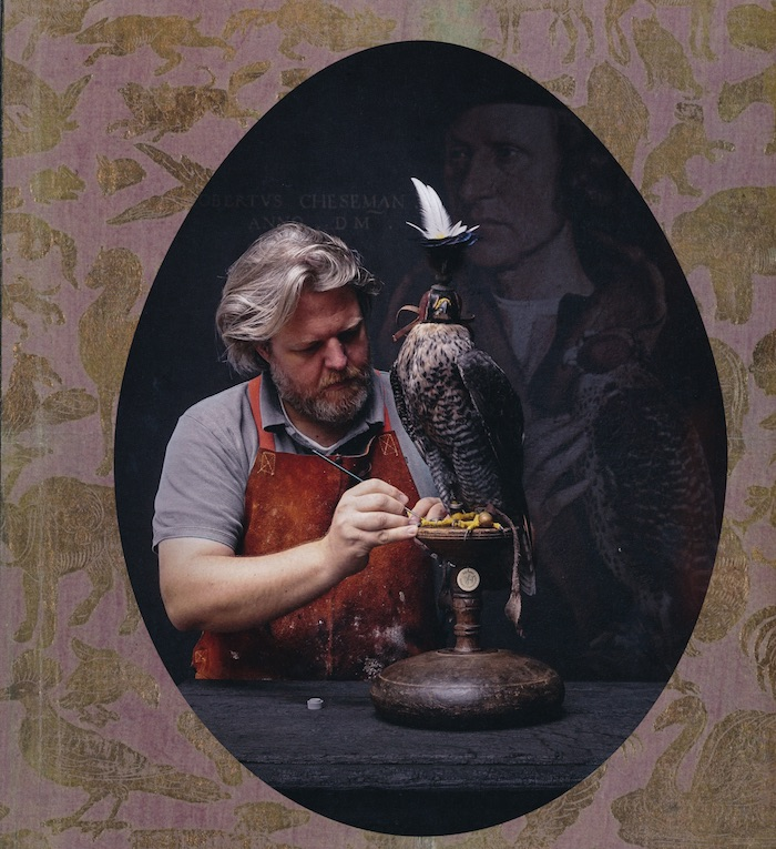 In het atelier van Sinke en Van Tongeren