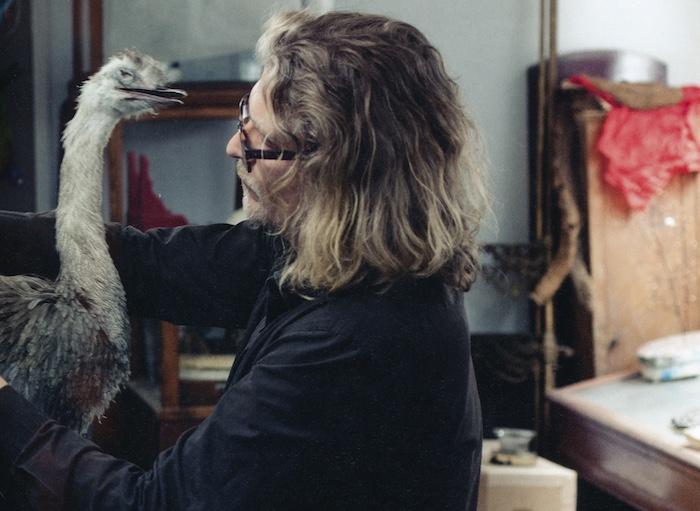 In het atelier van Sinke en Van Tongeren, foto Dennis Baars (fragment)