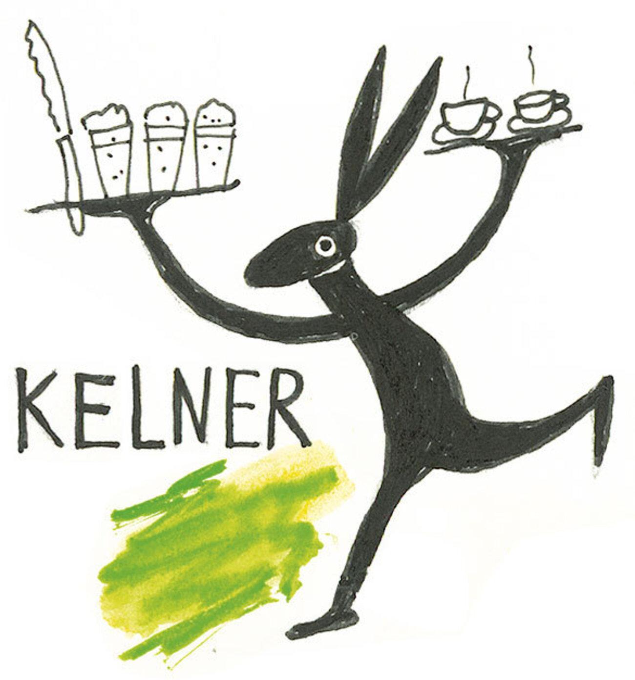 Kelner (m/v)