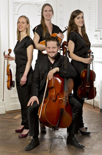 Dudok Quartet Amsterdam – Foto: Feiko Koster