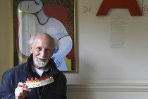 Daan Manneke, foto Ries van Wendel de Joode