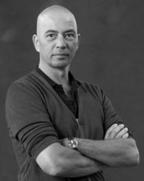 Tommy Wieringa, foto Gaby Doak
