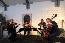 Matangi Quartet, foto Ries van Wendel de Joode