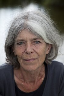 Anna Enquist, foto Bert Nienhuis
