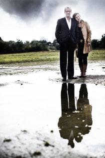Corrie van Binsbergen en Josse De Pauw – Foto: Greetje van Buggenhout