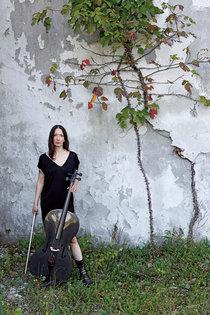 Julia Kent – Foto: Fionn Reilly