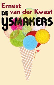 Boekomslag 'De IJsmakers' - Ontwerp: Erik Cox
