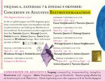 Beethovenmarathon in Villa Augustus!