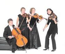 Van Dingstee Kwartet - foto: Wim Egas