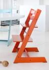 Chaise Tripp Trapp de STOKKE orange (nous cherchon...