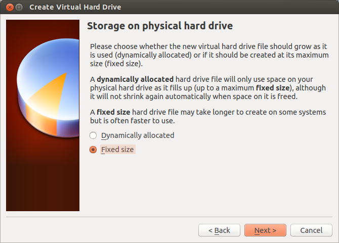 Physical Device Storage