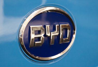 شركة BYD