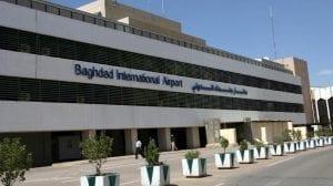 مطار بغداد الدولي بغداد