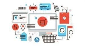 السوق الالكتروني