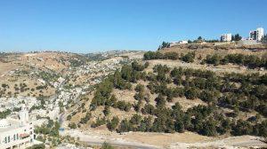 منطقة الرونق في محافظة عمان