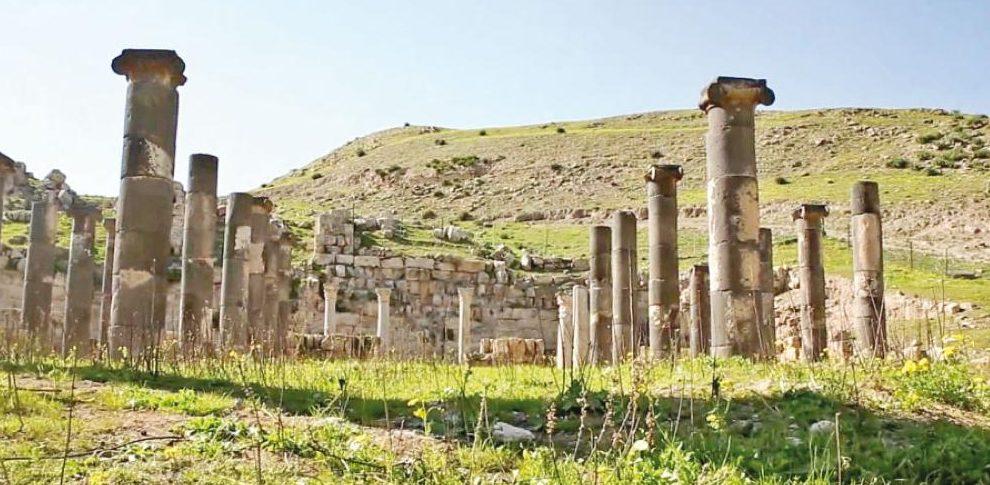 منطقة حرثا في محافظة إربد