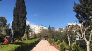 منطقة بسمان في محافظة عمان